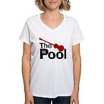 The Pool Women's V-Neck T-Shirt