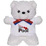 The Pool Teddy Bear