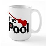 The Pool Large Mug