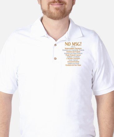 No MSG Golf Shirt