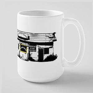 No Whine Served Large Mug