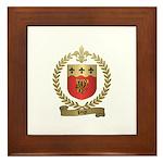 PAGE Family Crest Framed Tile