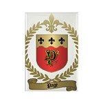 PAGE Family Crest Rectangle Magnet