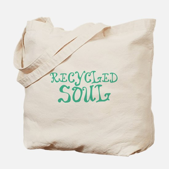 Recycled Soul Tote Bag
