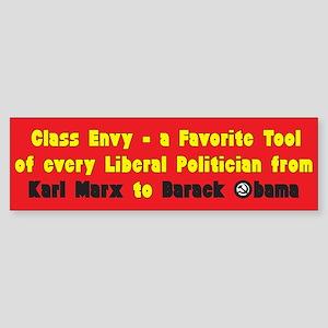 Class Envy Bumper Sticker