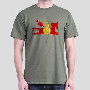 Mongol Horse Dark T-Shirt