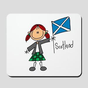 Scotland Ethnic Mousepad