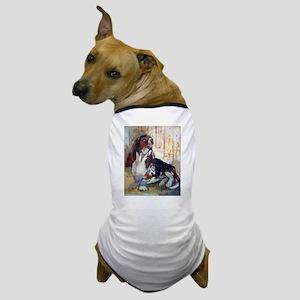 Vintage Basset Hound Dog T-Shirt