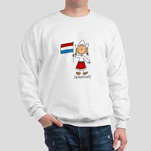 Netherlands Ethnic Sweatshirt