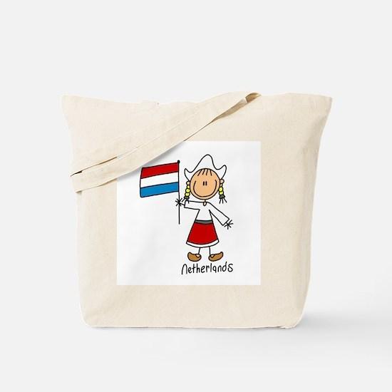 Netherlands Ethnic Tote Bag