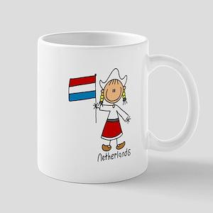 Netherlands Ethnic Mug