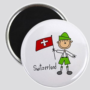 Switzerland Ethnic Magnet