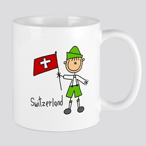 Switzerland Ethnic Mug