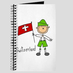 Switzerland Ethnic Journal