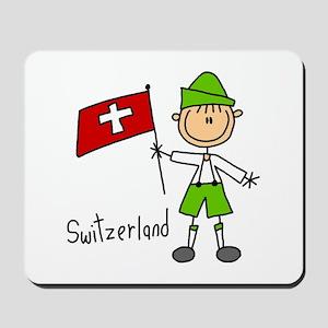 Switzerland Ethnic Mousepad