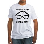 Halloween Fitted T-Shirt