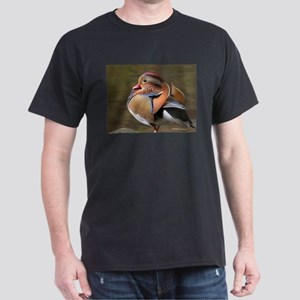 Mandarin Duck Dark T-Shirt