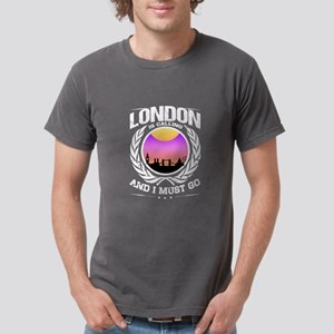 London is Calling City Skyline Sunset T-Shirt