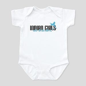 Indian Girls Do it Better! Infant Bodysuit