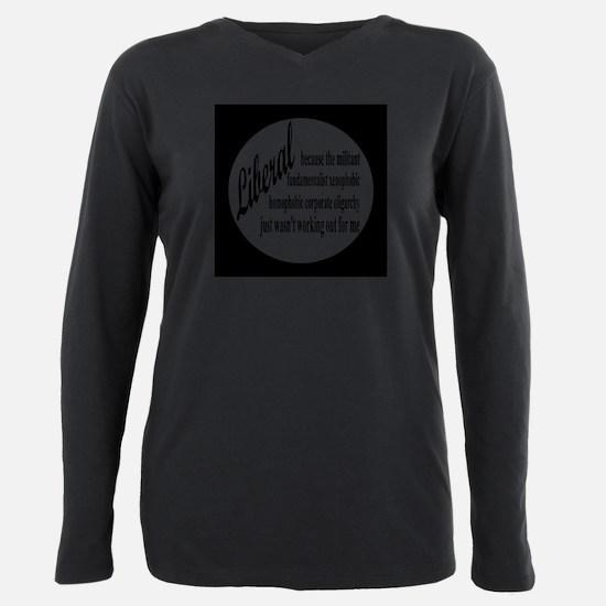 liberalexpbutton T-Shirt