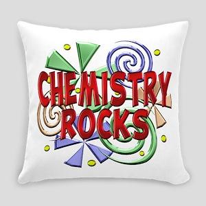 Chemistry Rocks Everyday Pillow