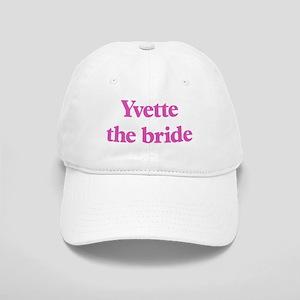 Yvette the bride Cap