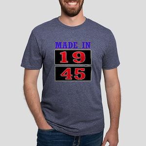 Made In 1945 Mens Tri-blend T-Shirt