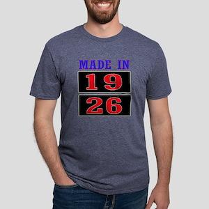 Made In 1926 Mens Tri-blend T-Shirt