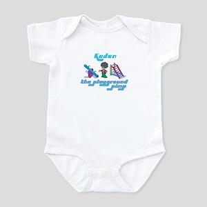 Kaden - The Pimp Infant Bodysuit