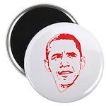 Obama Line Portrait Magnet