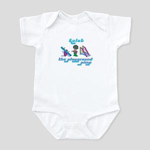 Kaleb - The Pimp Infant Bodysuit