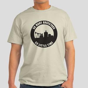 So Many Ancestors Light T-Shirt