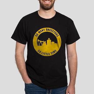 So Many Ancestors Dark T-Shirt