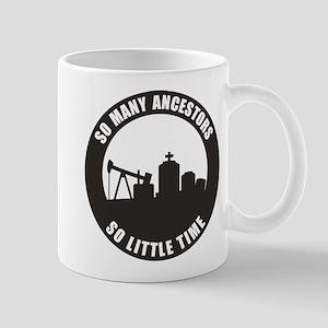So Many Ancestors Mug