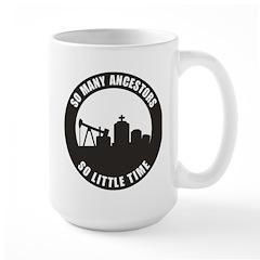 So Many Ancestors Large Mug
