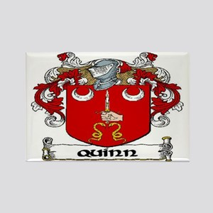 Quinn Coat of Arms Magnets (10 pack)