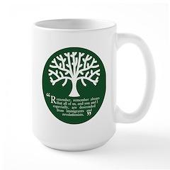 Immigrations & Revolutionists Large Mug