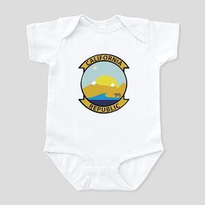 California Republic Infant Creeper