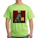 T-Rex Graduation Speaker Green T-Shirt