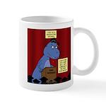 T-Rex Graduation Speaker Mug