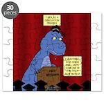 T-Rex Graduation Speaker Puzzle