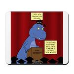 T-Rex Graduation Speaker Mousepad
