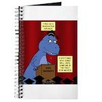 T-Rex Graduation Speaker Journal
