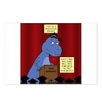 T-Rex Graduation Speaker Postcards (Package of 8)