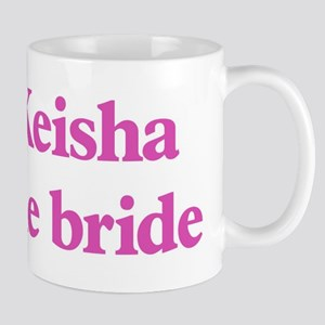 Keisha the bride Mug