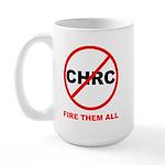 Fire Them All Large Mug