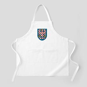 Moravia Coat of Arms BBQ Apron