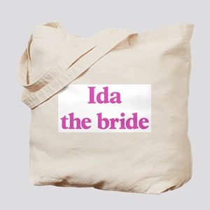Ida the bride Tote Bag