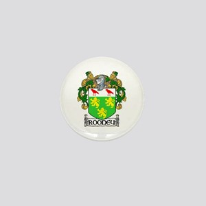 Rooney Coat of Arms Mini Buttons (10 pack)