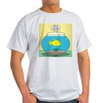 Fishbowl Circles Light T-Shirt